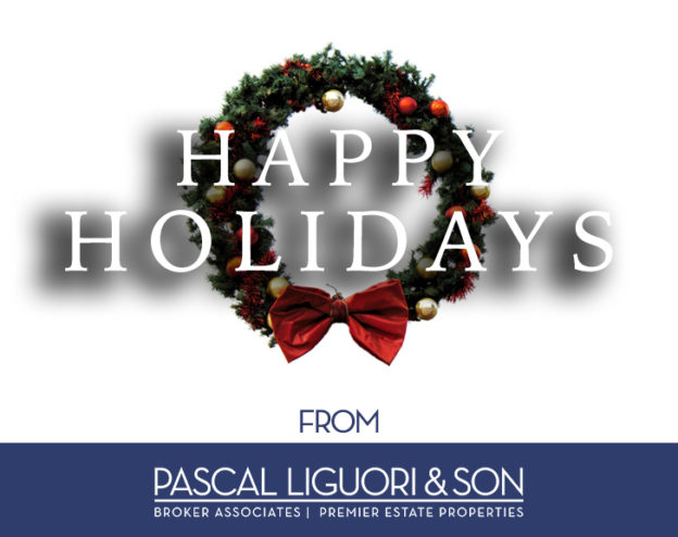 Happy Holidays from Pascal Liguori & Son